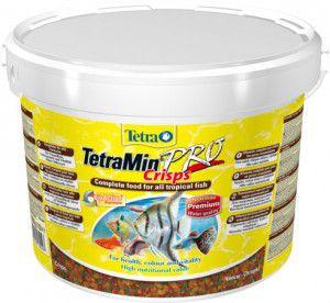 TetraMin Pro Crisps 10 литров (ведро) Тетра мин Про криспс чипсы
