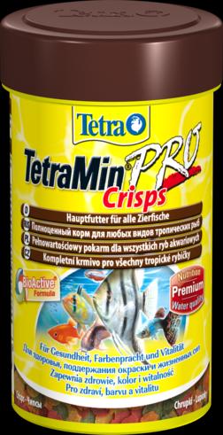 TetraMin Pro Crisps 100 мл Тетра мин Про криспс чипсы