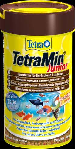 TetraMin Junior 100 мл Тетра Мин Джуниор для мальков