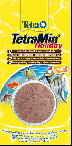 TetraMin Holiday 30 г Тетра мин для выходных дней
