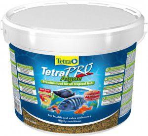 TetraPro Algae 10 литров (ведро) Тетра про алгэ чипсы для растительноядных рыб