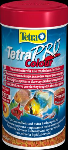 TetraPro Color 100 мл Тетра про колор Чипсы для окраки рыб