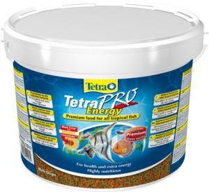 TetraPro Energy 10 литров (ведро) Тетра про энерджи Чипсы для дополнительной энергии