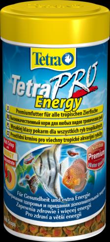 TetraPro Energy 100 мл Тетра про энерджи Чипсы для дополнительной энергии