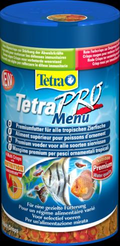 TetraPro Menu 250 мл Тетра про меню 4 в 1