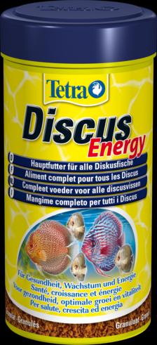 Tetra Discus Energy Тетра Дискус Энерджи 250 мл гранулы