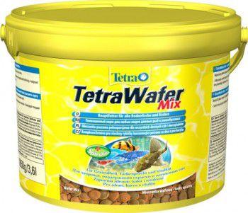 TetraWafer Mix 3,6 литра (ведро) Тетра Вафер Микс пластинки