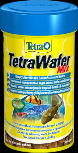 TetraWafer Mix 250 мл Тетра Вафер Микс Пластинки