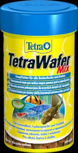 TetraWafer Mix 100 мл Тетра Вафер Микс Пластинки