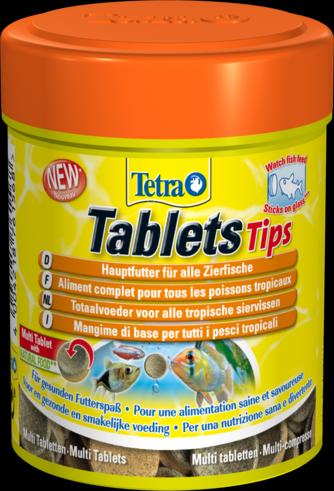 Tetra Tablets Tips 75 таблеток ( 66 мл, 25 г ) Тетра Таблетс Типс