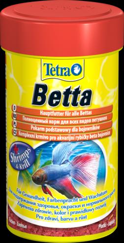 Tetra Betta 100 мл Тетра Бетта