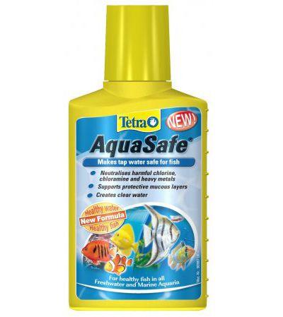 Tetra AquaSafe 50 мл Кондиционер для подготовки воды
