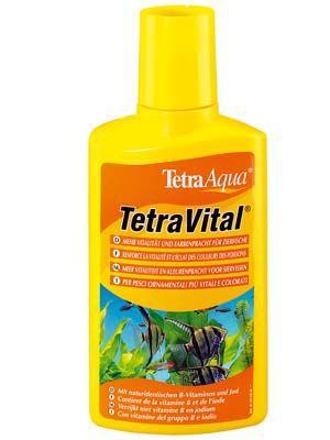TetraVital 100 мл Витамины для рыб