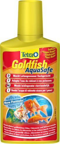 Tetra Goldfish AquaSafe 100 мл Кондиционер для воды для золотых рыбок