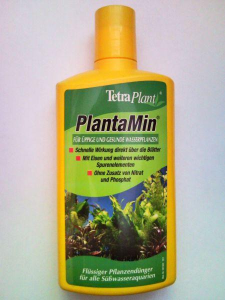 Tetra Plant PlantaMin 100 мл Жидкое удобрение для растений