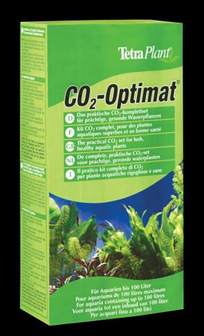 Tetra Plant CO2-Optimat Набор Комплект оптимизации содержания углекислого газа