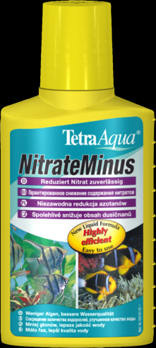 Tetra NitrateMinus 250 мл Препарат для снижения нитратов в воде