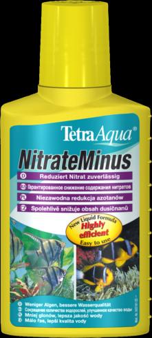 Tetra NitrateMinus 100 мл Препарат для снижения нитратов в воде