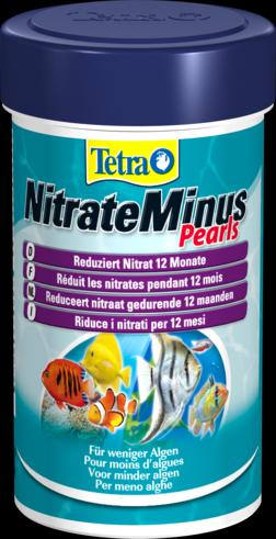Tetra NitrateMinus Pearls 60 г (100 мл) Препарат для снижения нитратов в воде в гранулах