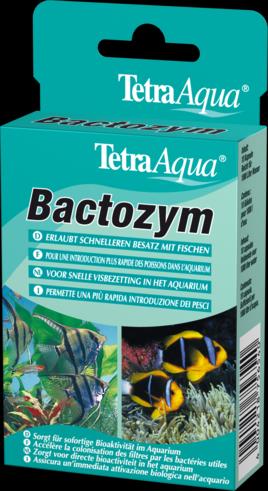 Tetra Bactozym 10 капсул