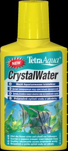 Tetra CrystalWater 100 мл Кондиционер для воды против помутнений