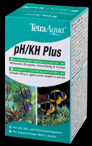 Tetra pH/KH Plus 100 мл Для повышения значений рН и карбонатной жесткости KH