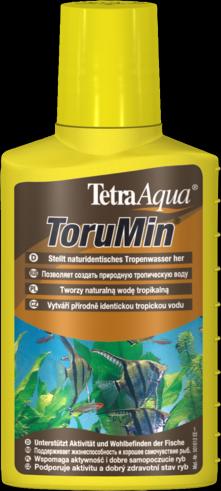 Tetra ToruMin 100 мл Для создания в аквариуме эффекта природной черной воды
