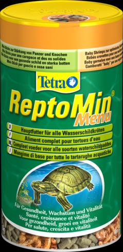Tetra ReptoMin Menu 250 мл Рептомин меню