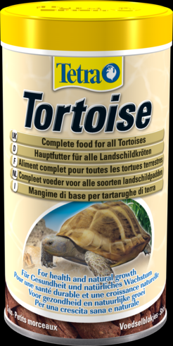 Tetra fauna Tortoise 1 литр Корм для сухопутных черепах