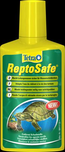 Tetra ReptoSafe 100 мл Кондиционер для подготовки воды для черепах