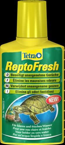 Tetra ReptoFresh 100 мл Кондиционер для воды  против неприятныхе запахов.