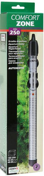 Aquael Comfort Zone AQn 250 Вт Акваэль нагреватель (терморегулятор) для аквариума