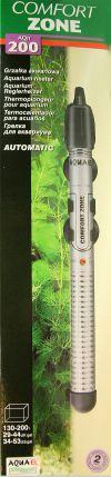 Aquael Comfort Zone AQn 200 Вт Акваэль нагреватель (терморегулятор) для аквариума