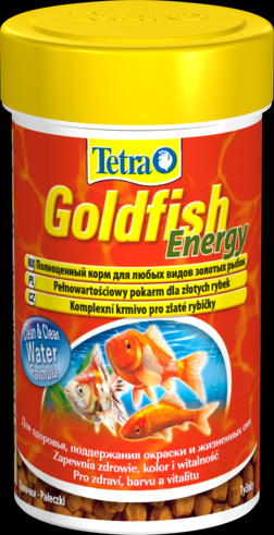 Tetra Goldfish Energy 250 мл Тетра Голдфиш Энерджи Корм для золотых рыбок Палочки