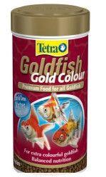 Tetra Goldfish Gold Colour 250 мл Тетра Голдфиш Голд Колор Корм для золотых рыбок, гранулы
