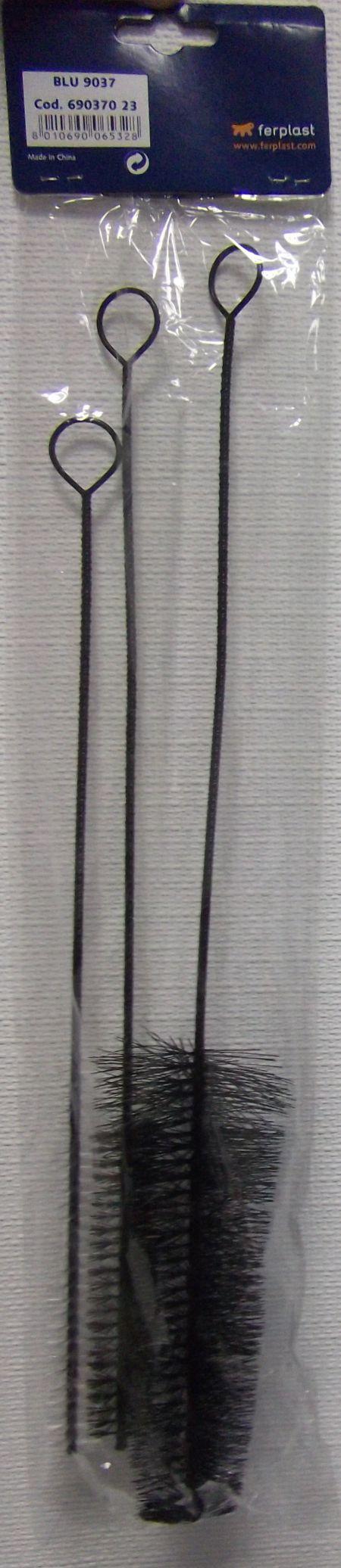 Ferplast BLU 9037 набор ершиков  для чистки трубок и шлангов