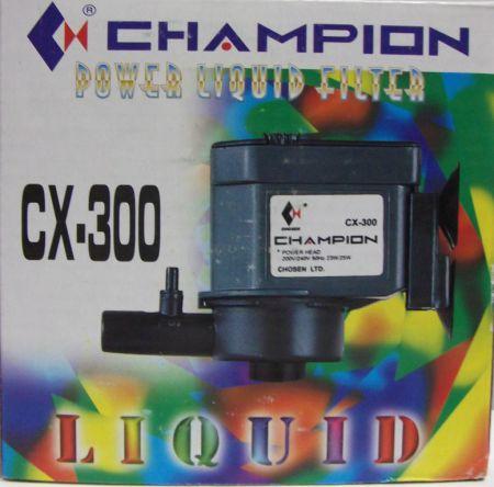 Atman Champion CX - 300 Фильтр для аквариума Чемпион под губку, 950 л/ч