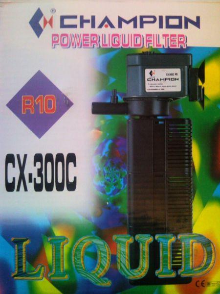 Atman Champion CX-300C R10 Внутренний фильтр Чемпион для аквариума, 950 л/ч