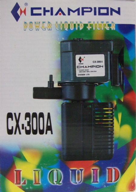 Atman Champion CX-300A Внутренний фильтр Чемпион для аквариума, 950 л/ч