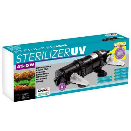 Aquael STERILIZER UV AS-9W Акваэль ультрафиолетовый стерилизатор 9 Вт