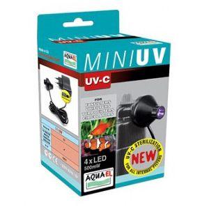 Aquael MINIUV UV-C 500mW Акваэль ультрафиолетовый модуль для аквариума 0,5Вт