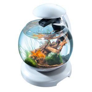 Tetra Cascade Globe White Аквариум-шар Tetra 6,8 л белый