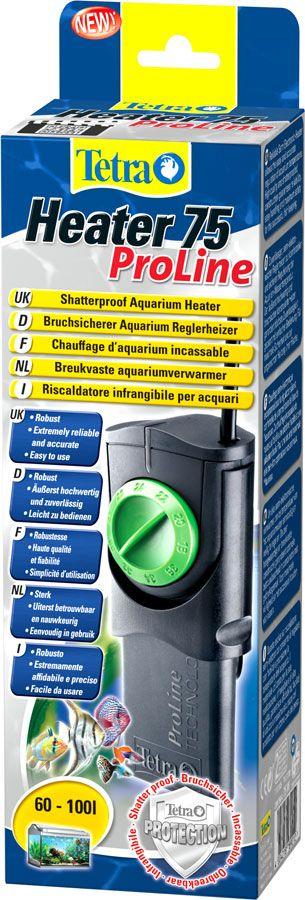 Tetra Heater 75 Proline Нагреватель (терморегулятор) для аквариума