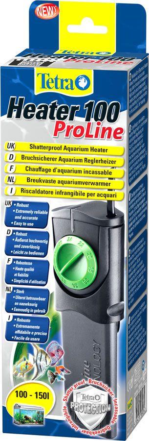 Tetra Heater 100 Proline Нагреватель (терморегулятор) для аквариума
