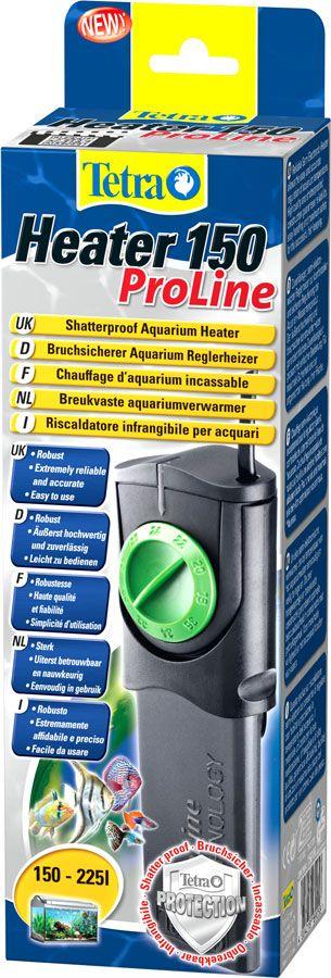 Tetra Heater 150 Proline Нагреватель (терморегулятор) для аквариума
