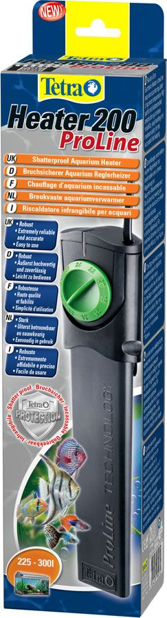 Tetra Heater 200 Proline Нагреватель (терморегулятор) для аквариума