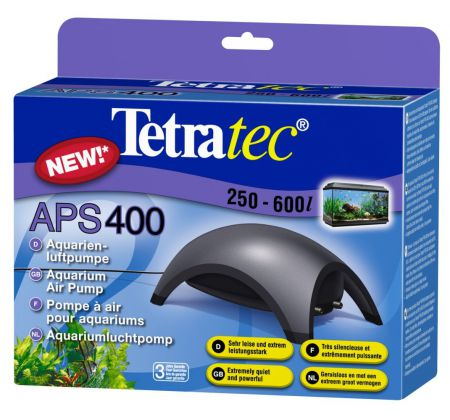 Tetra APS 400 Компрессор для аквариума двухканальный