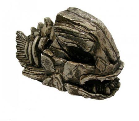 Скелет рыбы декорации для аквариума Deksi код 901