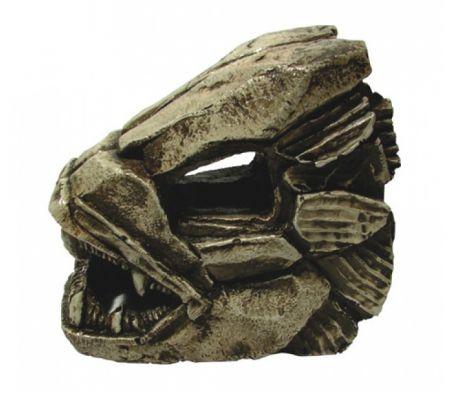 Скелет рыбы декорации для аквариума Deksi код 902