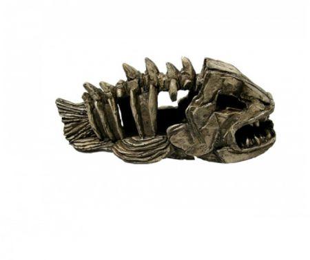 Скелет рыбы декорации для аквариума Deksi код 904